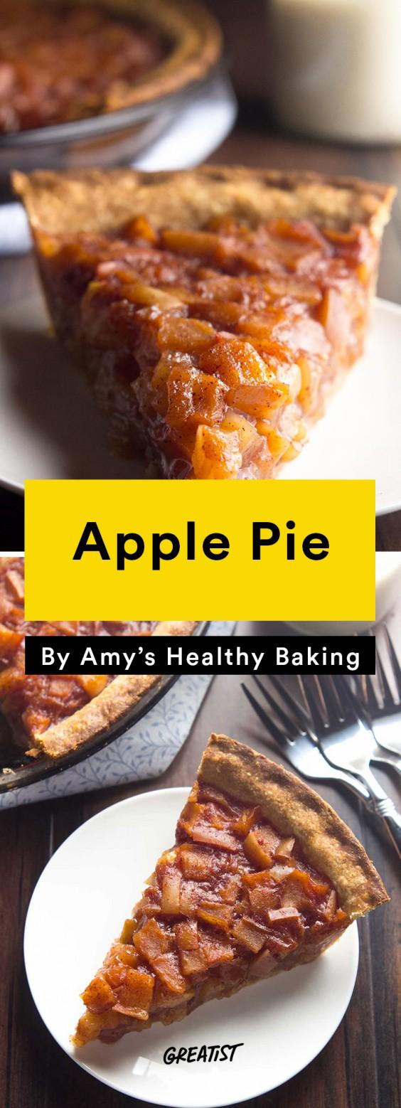 american comfort: Apple Pie