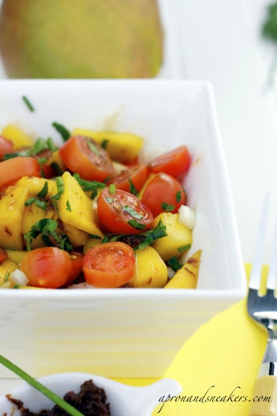 1 Green Mango Salad
