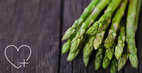 12 Best Foods for Your Heart Health: Asparagus