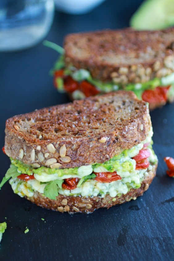 Grilled Cheese Recipes: 9 Healthier, Easy-to-Make Grilled ...