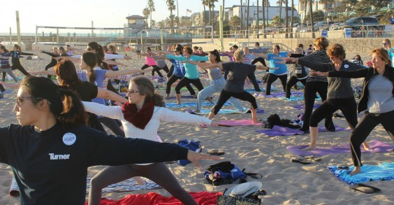 Beach Cities Health District Yoga