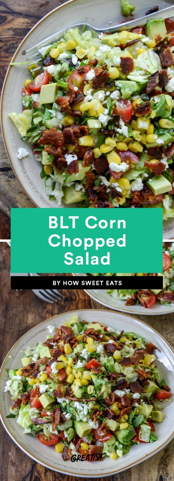 BLT Corn Chopped Salad