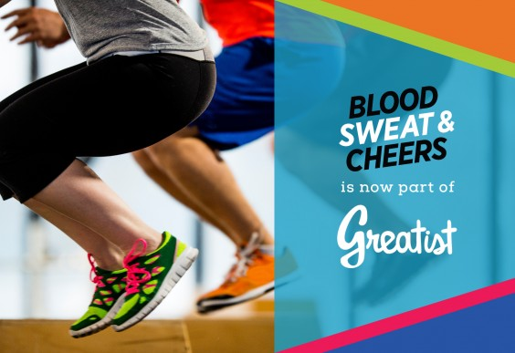 Greatist Acquires Blood, Sweat & Cheers