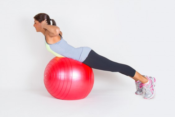 Stability Ball Exercises 20 Super Effective Moves Greatist