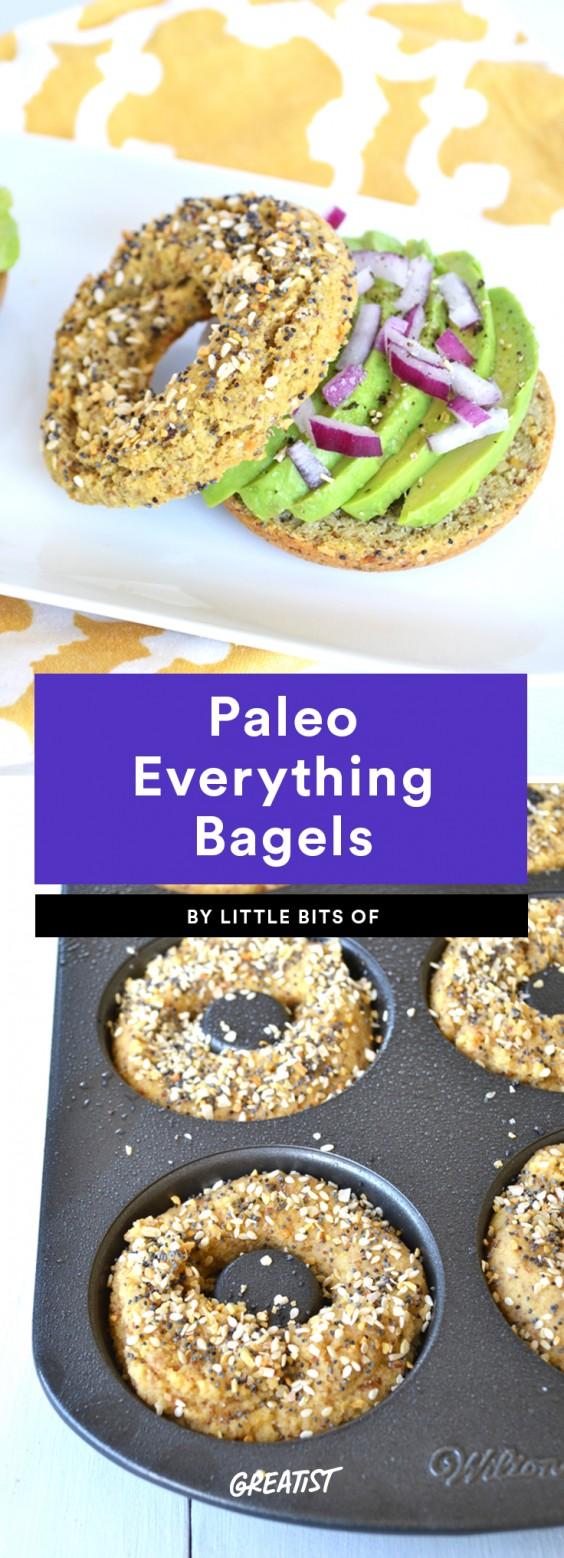 Paleo Everything Bagels
