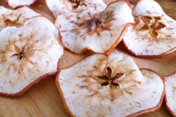 Baked Apple Chips