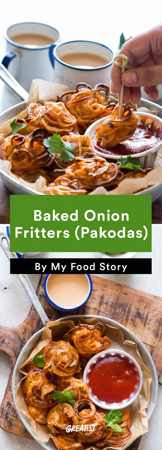 my food story: Pakodas