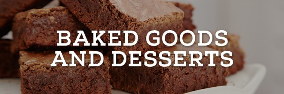 Sneak Veggies Into Any Meal: Baked Goods and Desserts
