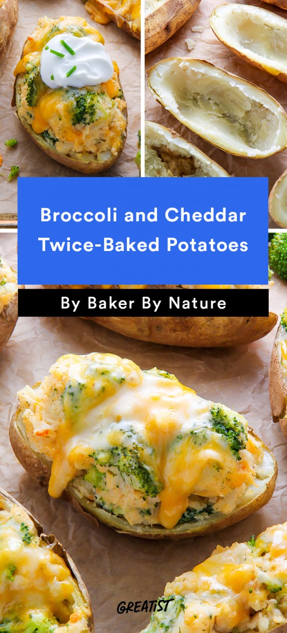 Baked Potato Recipes: 7 Dinners to Make Inside a Spud | Greatist