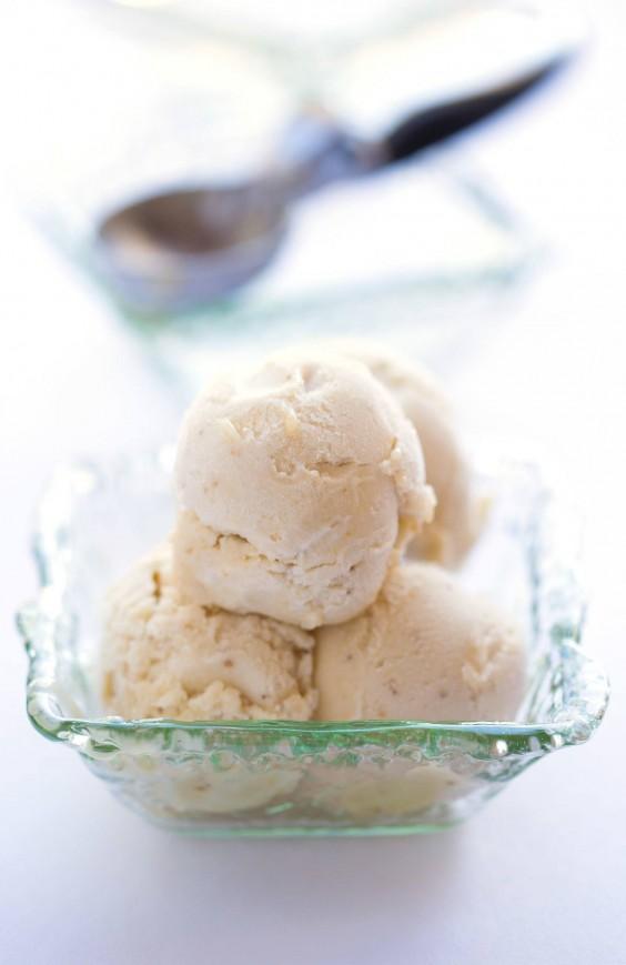Overripe Fruit: Banana ice cream
