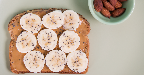 Healthy Breakfast for Busy Mornings: PBB Toast