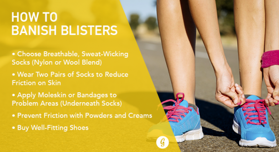 Best Running Shoes To Prevent Blisters