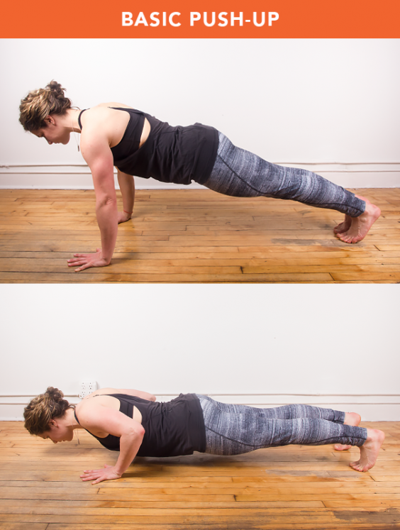 Basic Push-Up