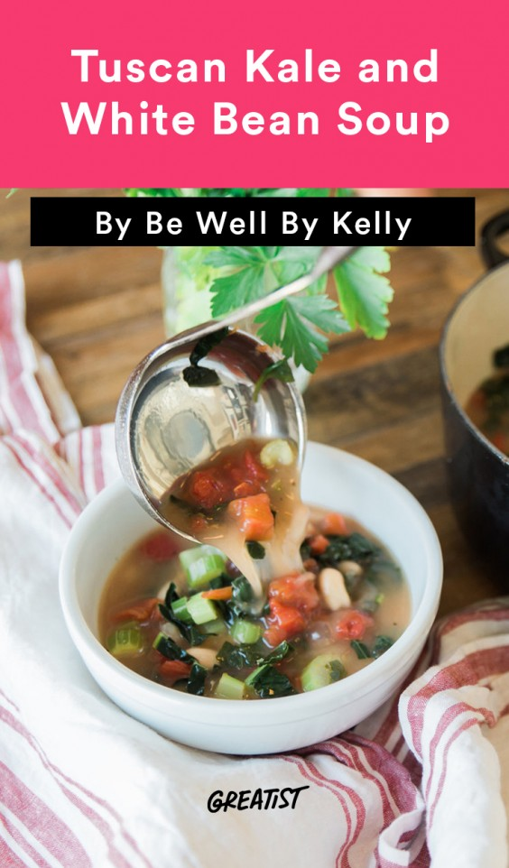 Be Well Kale Soup