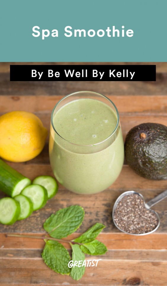 Be Well Spa Smoothie