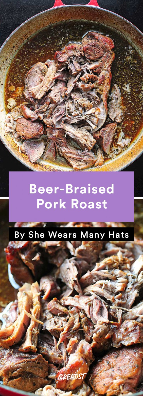 oktoberfest: Pork Roast