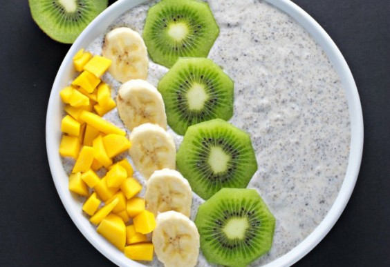 Healthy Fiber-Filled Breakfasts