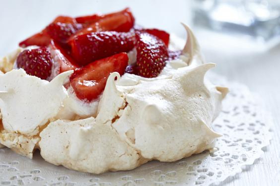 Berry Pavlova Recipe