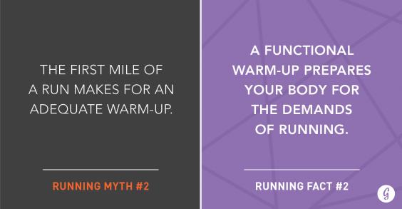 Running Warm-Up versus Functional Warm-Up