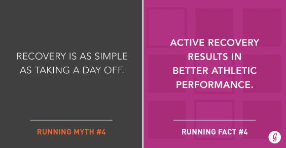 Running Rest versus Active Recovery