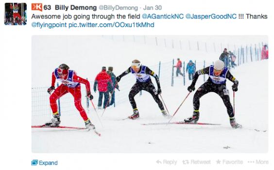 Billy Demong