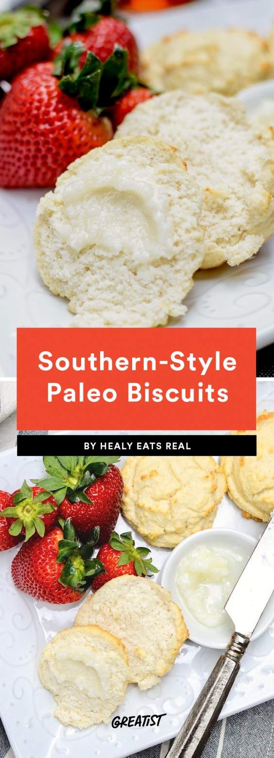 Southern-Style Paleo Biscuits