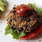 Black Bean Quinoa Burger_150sq