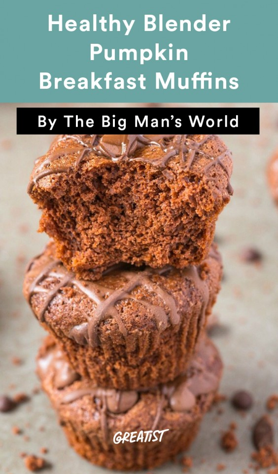 big mans world muffins: Pumpkin