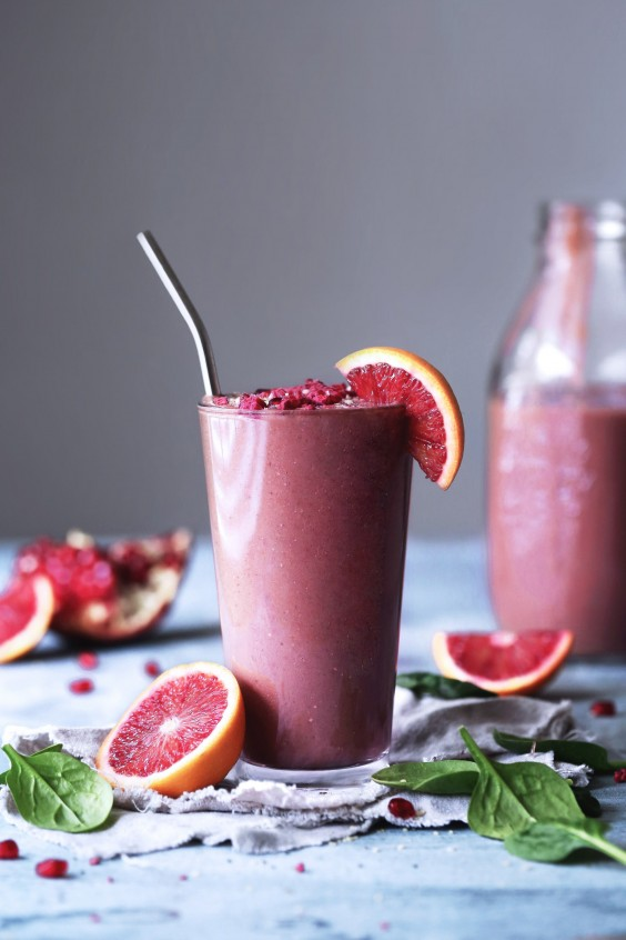 the perfect blend smoothies and juices to delight and inspire