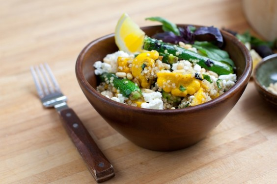 Blue Apron Quinoa