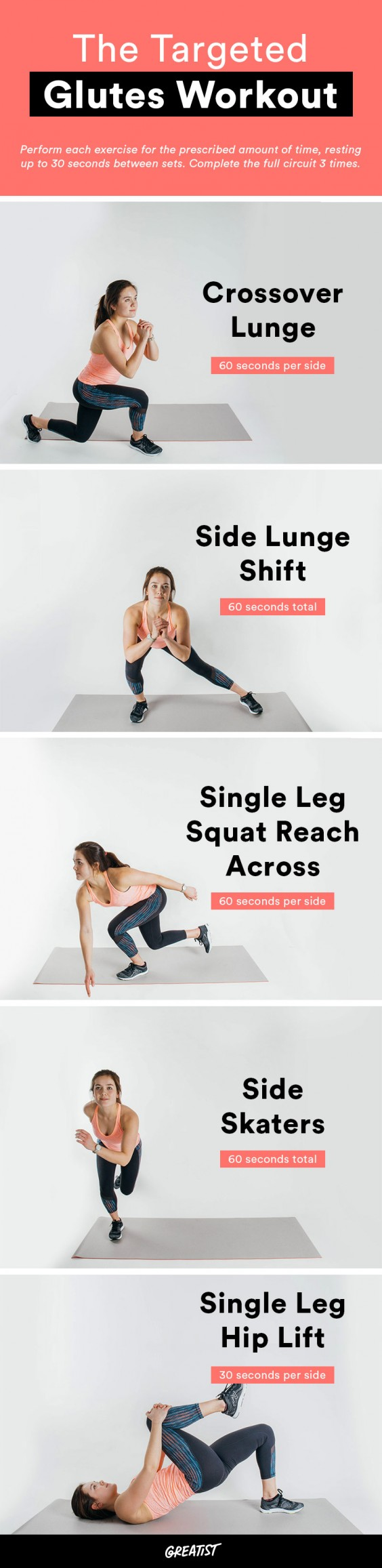 Butt Exercises The Best 24 Moves To Target Your Glutes