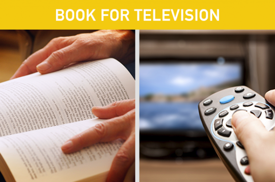 Simple Swaps to Change Your Life: Book For Television