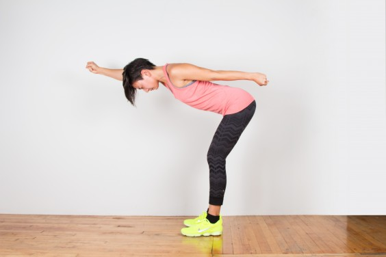 Bodyweight Exercise: Boxer