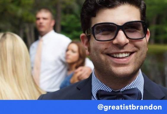 GreatistYou: Brandon Miller Contestant