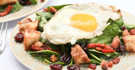 Healthy Breakfast Salad Recipes