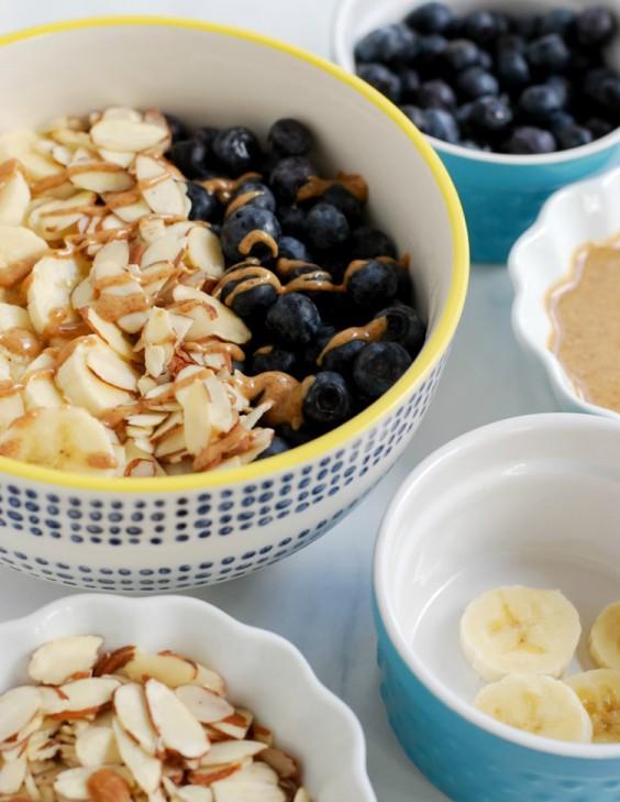 5. Breakfast Power Bowl