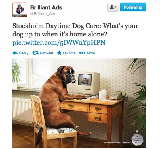 Brilliant Ads