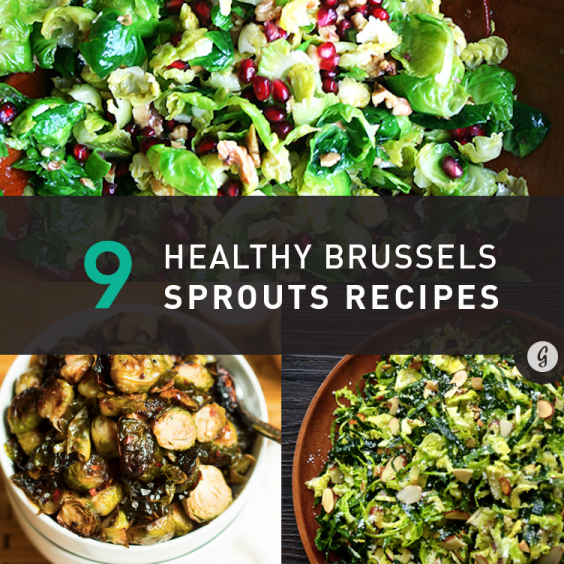 9 Healthy Brussels Sprouts Recipes
