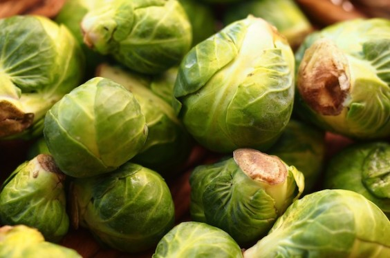 2. Brussels Sprouts
