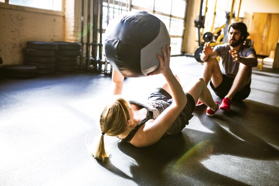 Smart Ways to Be More Productive at the Gym