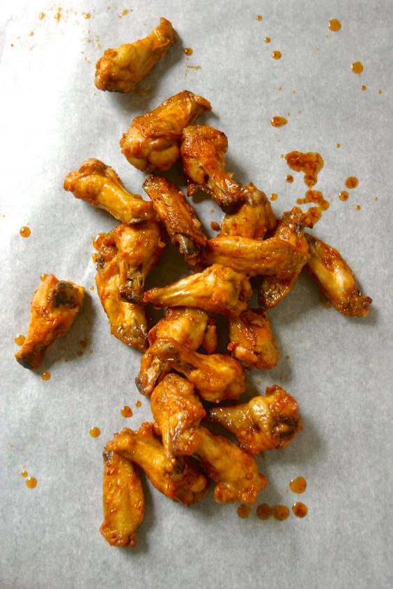 Paleo Buffalo Chicken Wings Recipe