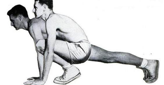 The Surprisingly Interesting History of the Burpee
