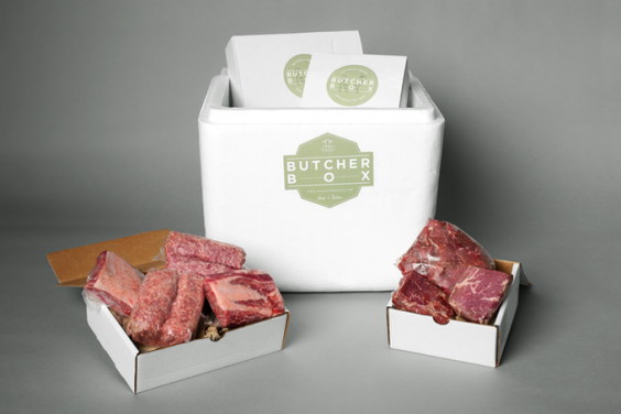 Subscription Box Healthy Snacks: Butcher Box