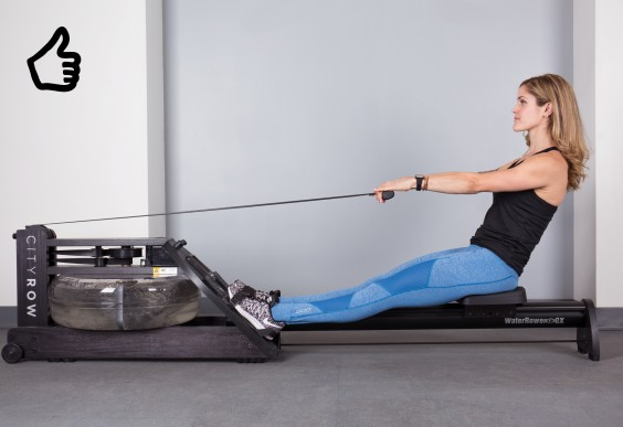 Rowing - Perfect Posture