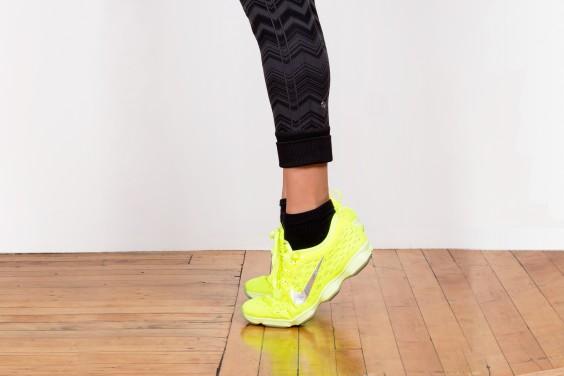 Bodyweight Exercise: Calf Raise