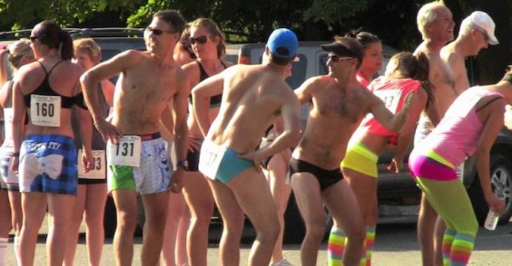 Themed Races: Caliente Bare Dare