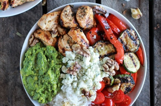 California Chicken Bowl