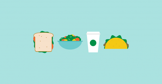 Visual Guide to How Many Calories There Are in the Average Thanksgiving Meal