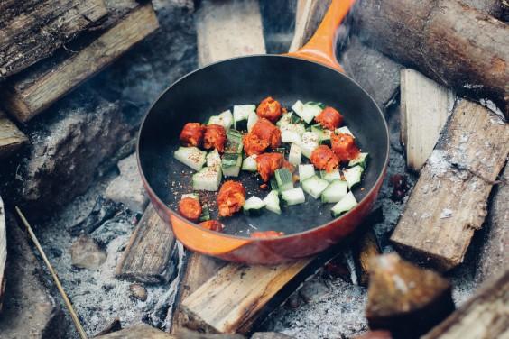 1 Sausage And Veggies Saute