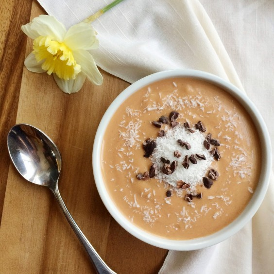 Whole Foods Carrot Cake Smoothie